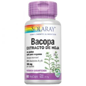 Bacopa de Solaray