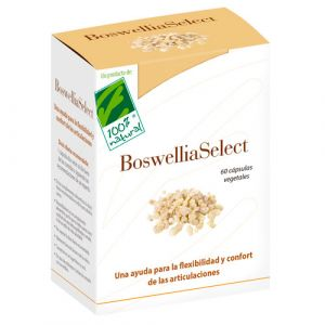 Boswellia Select 60 cápsulas vegetales de 100% Natural