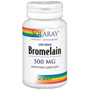 Bromelina 500 mg de Solaray