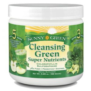 Cleansing Green de Solaray