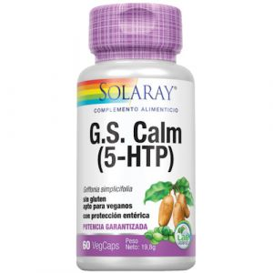 GS Calm (5-HTP) de Solaray