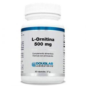 L-Ornitina 500 mg de Douglas