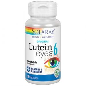 Lutein Eyes 6 mg de Solaray