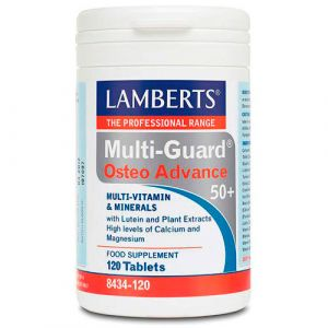 Multi-Guard Osteo Advance 50+ de Lamberts