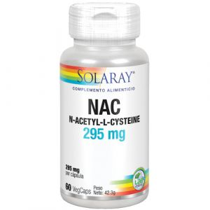 NAC 295 mg de Solaray