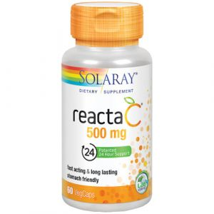 Reacta C 500 mg de Solaray