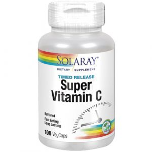 Super Vitamina C de Solaray