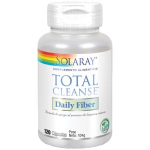 Total Cleanse Daily Fiber de Solaray
