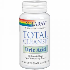 Total Cleanse Uric Acid de Solaray