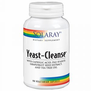 Yeast-Cleanse de Solaray